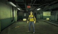 Dead rising shovel royal flush plaza