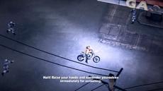 Dead rising 2 case 0 escape with bike cutscene