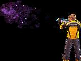 Blast Frequency Gun
