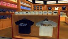 Ratman & Megaman merchandise