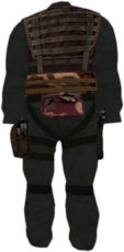 Dead rising Special Forces Uniform back