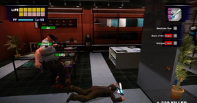 Dead rising above the law jo's moves (3)