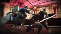 Ninja move