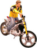 Dead rising broken bike main