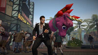 Dead rising Pegasus with frank