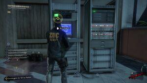 Investigate the Server Station 1