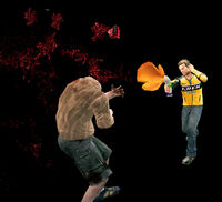 Dead rising air horn attacks (2)