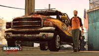 Dead rising 2 case zero truck