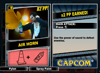 Dead rising 2 off the record combo card Air Horn
