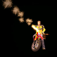 Dead rising Bazooka Bike main (3)