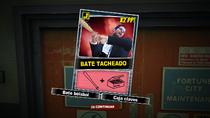 Combo OTR - Bate tacheado - Recompensa