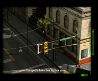 Dead rising beginning sycamore forest street