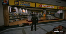 Dead rising Kenniston Express