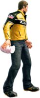 Dead rising mannequin female head holding