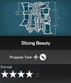 Slicing Beauty DR4 Blueprint