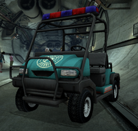Dead rising 4x4 security