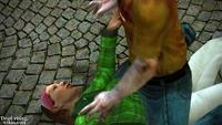 Dead rising leah's death