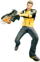 Dead rising ripper main