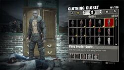 Gang Leader Outfit