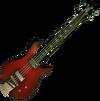 Dead rising Bass Guitar (Dead Rising 2)