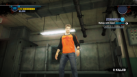 Dead rising 2 case zero mod allowing player to play with case zero orange outfit