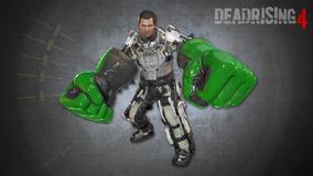 Dead Rising 4 - Primer combo Exoesqueleto