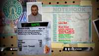 Dead Rising richard notebook