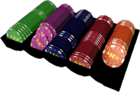 Dead rising Casino Chips