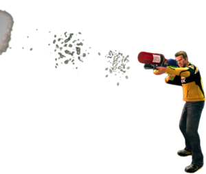 Dead rising snowball cannon main