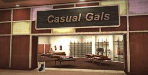 Dead rising Casual Gals (Dead Rising 2)
