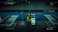 Dead rising medical gown location