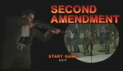 Dead rising Chop Till You Drop second ammendment