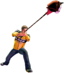 Dead rising stick pony main