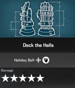 Deck the Halls Blueprint DR4