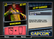 Dead rising 2 combo card Wingman