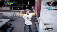 Dead rising 2 justin tv hip hop outfit in the closet