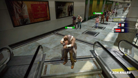 Dead rising LOVERS escorting 2 wonderland plaza escalator