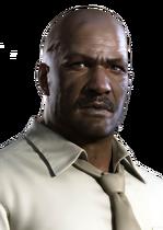 Brad Garrison - Personaje