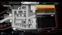 Blueprints Awning Central City Map