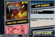 Dead rising 2 combo card Molten Cannon