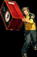 Dead rising speaker combo