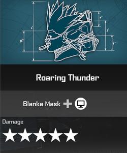 Roaring Thunder DR4 Blueprint