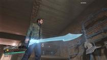Dead Rising 4 - Frank con una espada