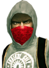 Dead rising looter bust