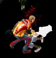 Dead rising mannequin female torso attack (2)