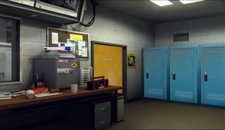 Security room