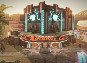 Dead rising Cash Gordon's Casino