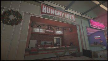Hungry Joe's Pizza