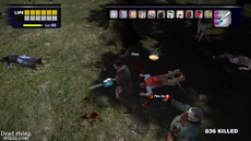 Dead rising infinity mode hall family (3)