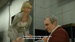 Dead rising case barnaby and jessie talk close door (4)